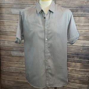 TED BAKER Buttom Collar shirt size 5